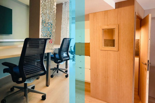 coworking-etage-rue-et-call-box